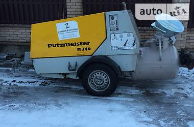 Putzmeister M740  2000
