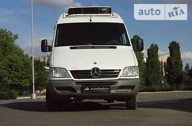 Характеристики Mercedes-Benz Sprinter 311 груз. Рефрижератор