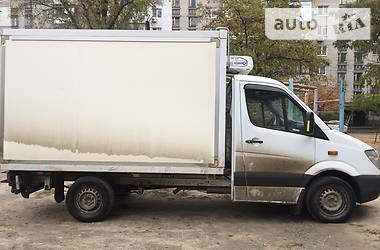 Характеристики Mercedes-Benz Sprinter 313 груз. Рефрижератор