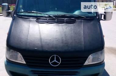 Характеристики Mercedes-Benz Sprinter 316 груз. Рефрижератор