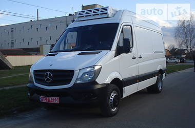 Характеристики Mercedes-Benz Sprinter 516 груз. Рефрижератор