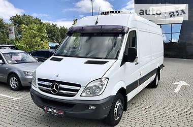 Характеристики Mercedes-Benz Sprinter 519 груз. Рефрижератор