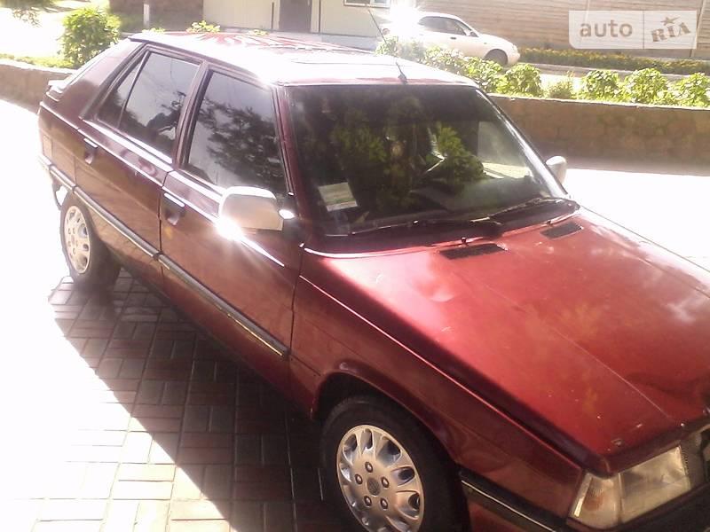 Renault 11 1987 года