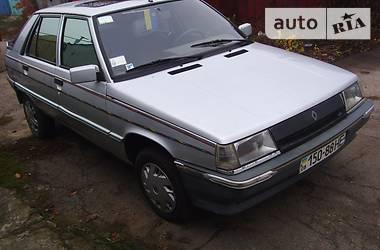 Renault 11 Spring 2 1987