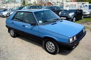 Renault 11 TXE 1986