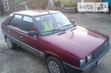 Renault 11  1986