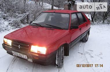 Renault 11  1989
