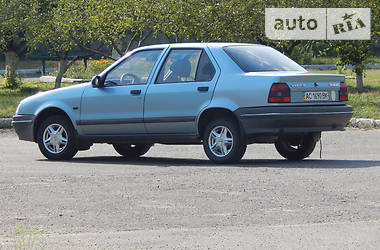 Renault 19 chamade-GTR 1990