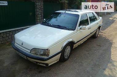 Renault 25 TX 1989