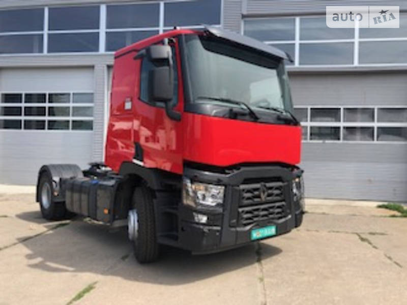 Тягач Renault C-Truck