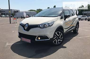 Renault Captur intense 2016