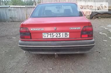 Renault Chamade 19 1992