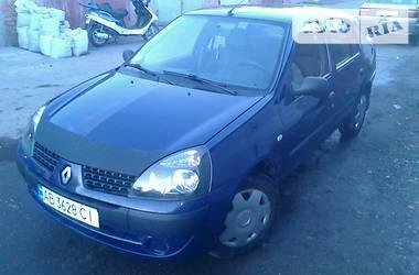 Renault Clio simbol 2006