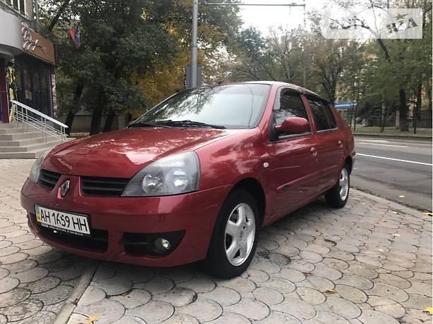 Renault Clio 2006 року