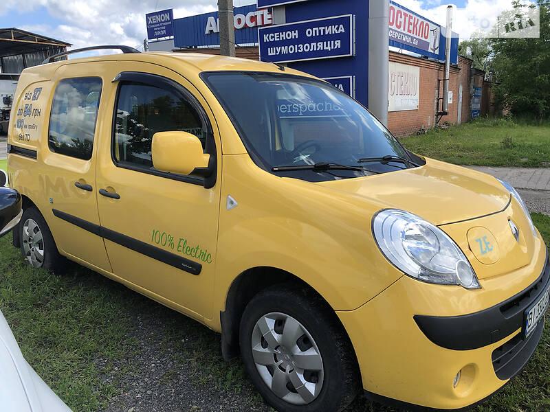 Фургон Renault D