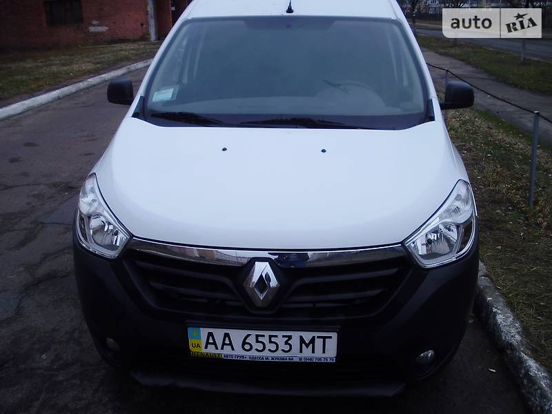 Renault Dokker VAN