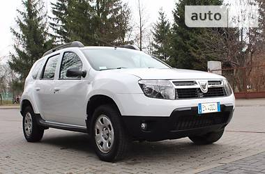 Renault Duster 4x4 1.5dci 81 kw 4WD 2012