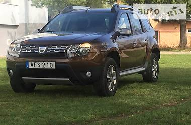 Renault Duster 81kw. 4x4 2014