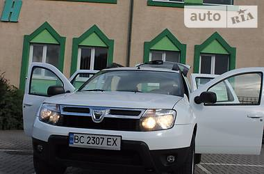 Renault Duster 1.5 dCi 4WD 2012