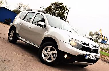 Renault Duster 1.5 dCi AWD 2013
