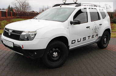 Renault Duster 1.5dci81kw 4WD  2013
