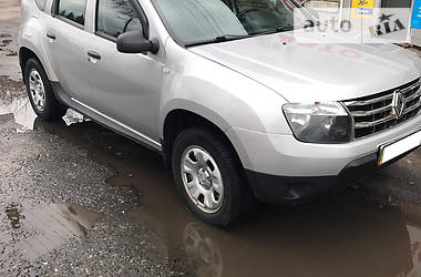 Renault Duster 4WD 2014