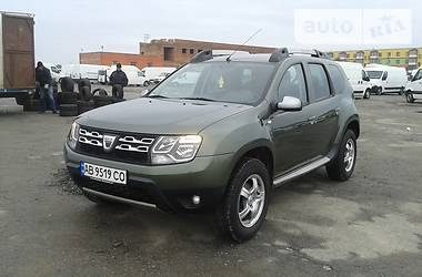 Renault Duster 1.5 bci 4wd  2015