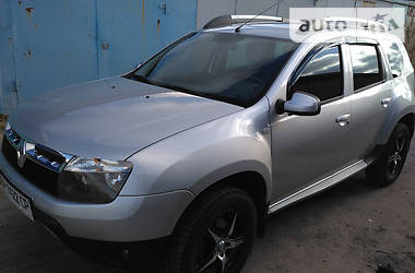 Renault Duster 2.0 4/4 2012