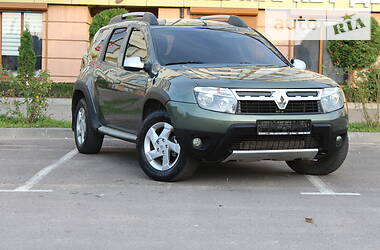Renault Duster DCI OFICIAL 2013