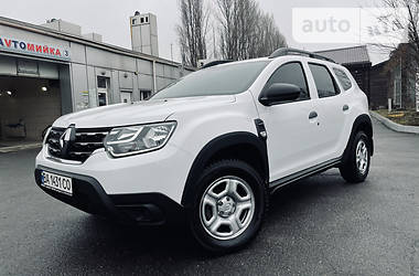 Renault Duster OFFICIALS  2019