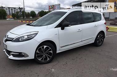 Renault Grand Scenic BOSE 2014