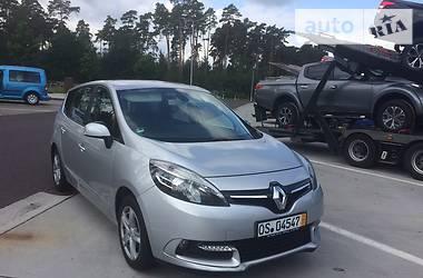 Renault Grand Scenic  2014