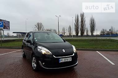 Renault Grand Scenic LONG 7 MEST 2013