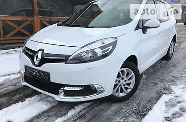 Renault Grand Scenic AUTOMAT (7PLACE)   2013