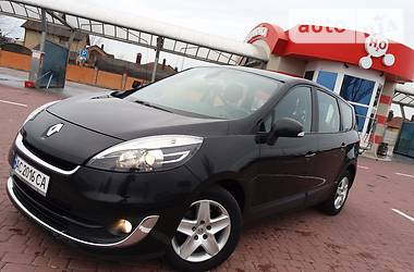 Renault Grand Scenic LONG 7 MEST NAVI 2013