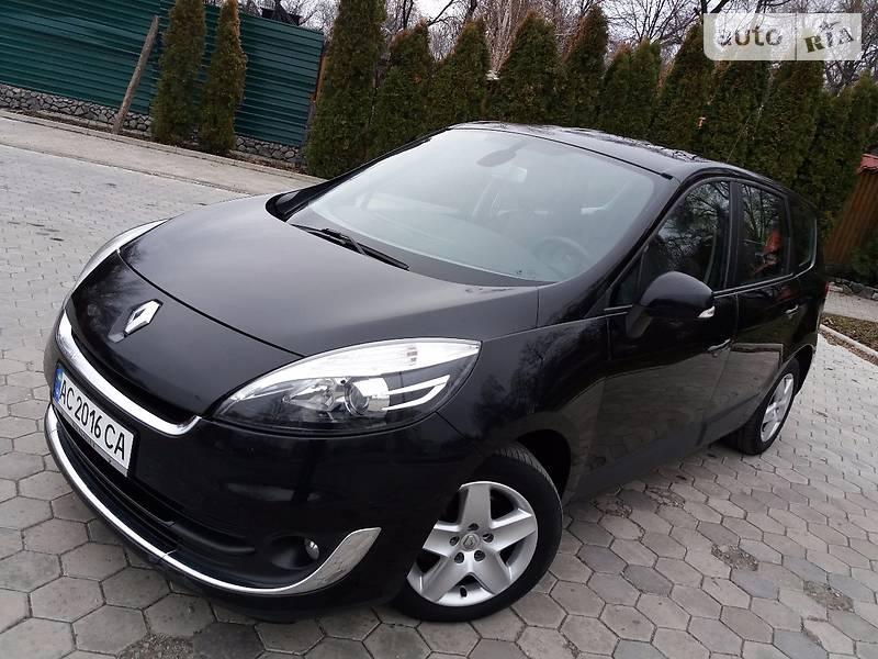 Renault Grand Scenic 2013 року
