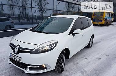Renault Grand Scenic LONG  2014