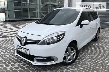 Renault Grand Scenic 81KW 2014
