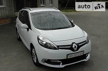 Renault Grand Scenic Avtomat Navi 7 mest 2014