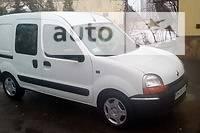 Renault Kangoo 2002 года