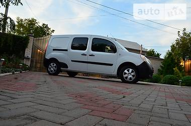 Renault Kangoo груз. LONG - 81кВт  2013