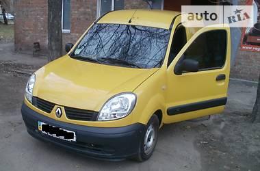 Renault Kangoo груз.  2007