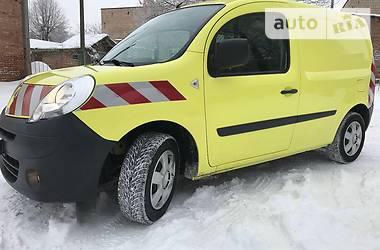 Renault Kangoo груз. 66kwt 2012