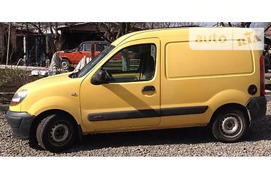 Renault Kangoo груз. 1.5 DCI 60 2006