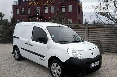 Renault Kangoo груз. 66kw 2012