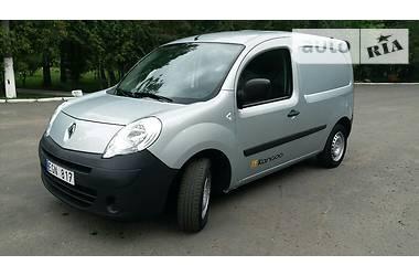 Renault Kangoo груз. silver 2013