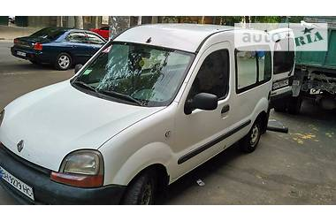 Renault Kangoo груз.  1999