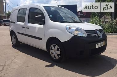 Renault Kangoo груз. 81 кВт. 6 ст. 2014