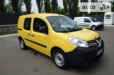 Renault Kangoo груз. Tech 2014