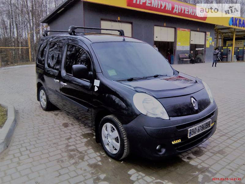 Renault Kangoo 2008 року